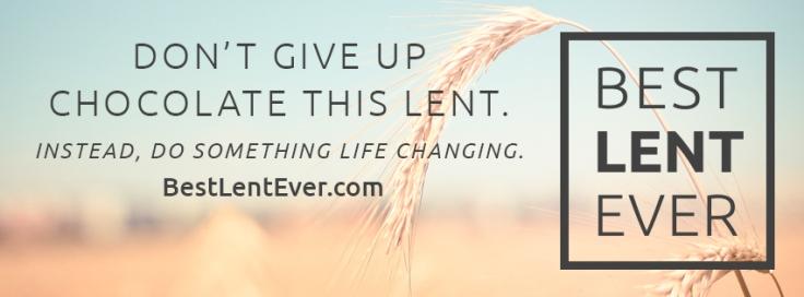 Best Lent Ever (1)