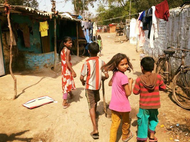 kids in India